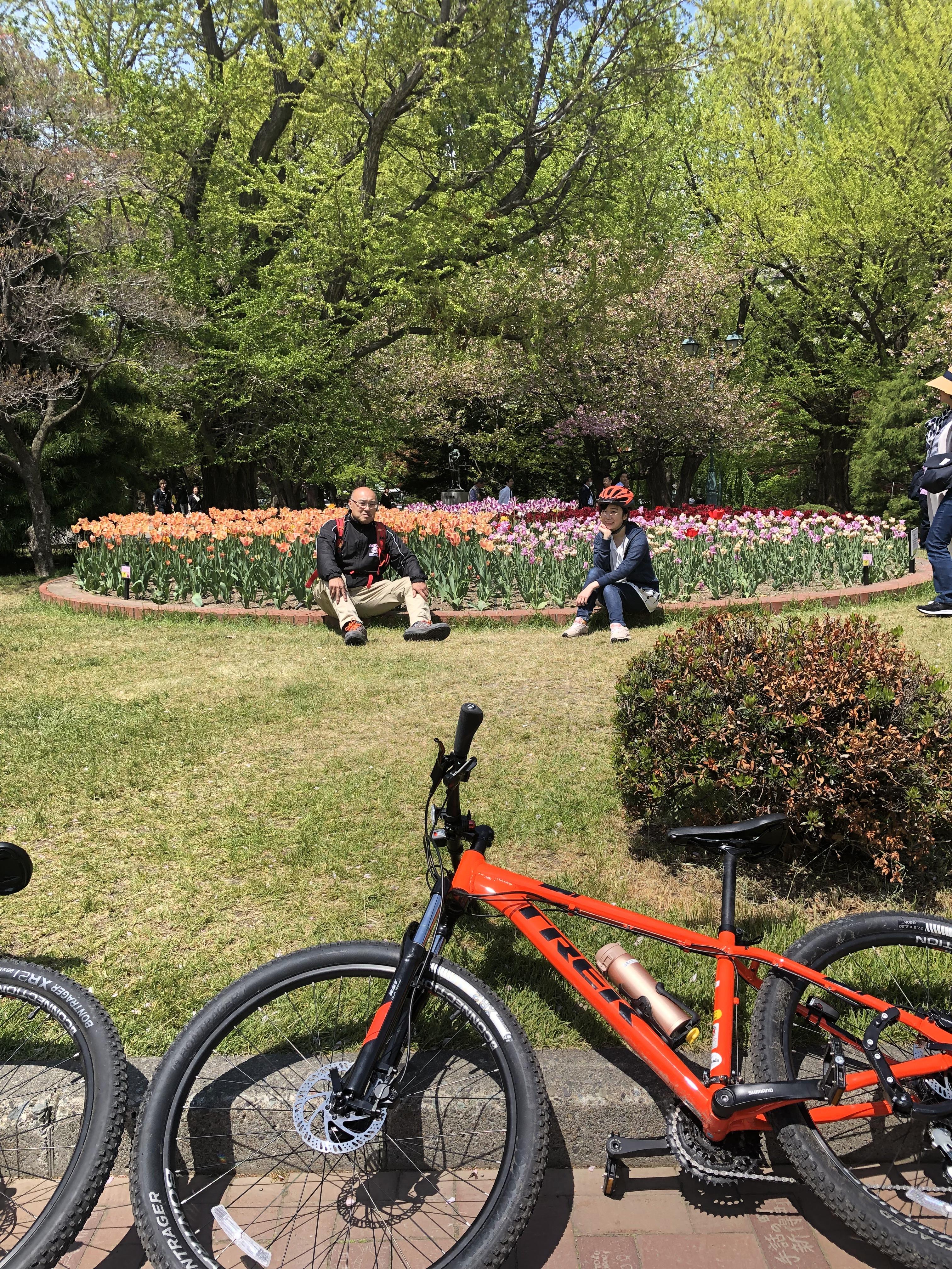 札幌單車遊